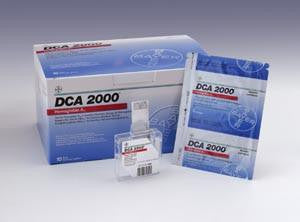 Buy DCA 2000 Reagent Kit For HBA1C (10 Tests) online used to treat Testing Kits - Medical Conditions