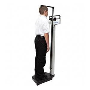 Buy Health-O-Meter Professional Scale with Height Rod, 402KL by Health-O-Meter wholesale bulk | Scales