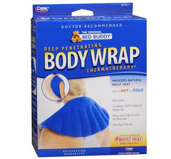 Bed Buddy Hot Cold Therapy Body Wrap for Hot & Cold Packs by Carex | Medical Supplies
