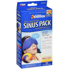 Buy Bed Buddy Therapeutic Sinus Relief Pack by Carex from a SDVOSB | Hot & Cold Packs