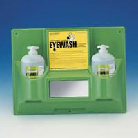Buy Emergency Double Eyewash Station 32 oz by Bel-Art Products from a SDVOSB | Eye Products
