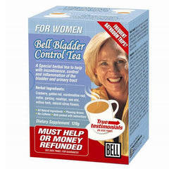 Buy Bell Bladder Control Tea for Women by Bell Lifestyle Products from a SDVOSB | Vitamins, Minerals & Supplements