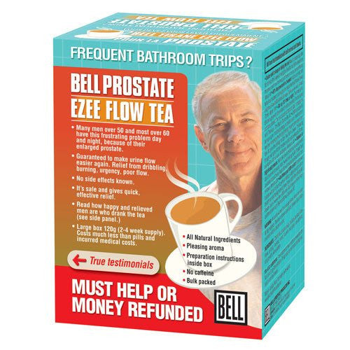 Buy Bell Prostate Ezee Flow Tea by Bell Lifestyle Products | Home Medical Supplies Online