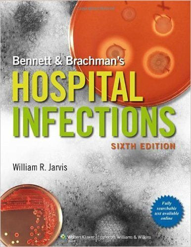 Hospital Acquired Infections Hardcover Book - Sixth Edition
