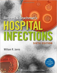 Hospital Acquired Infections Hardcover Book - Sixth Edition for Hospitals by n/a | Medical Supplies