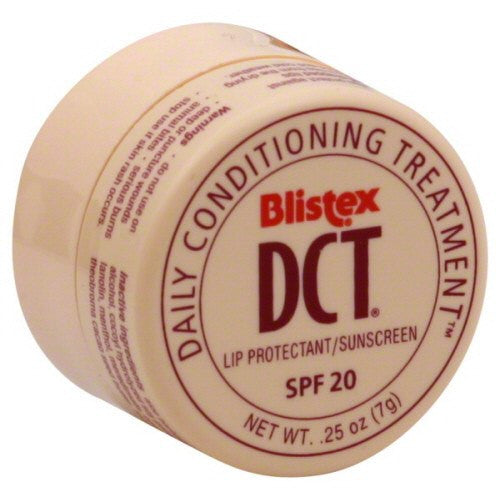 Buy Blistex DCT Daily Conditioning Lip Balm Treatment with SPF 20 by Blistex from a SDVOSB | Mouth