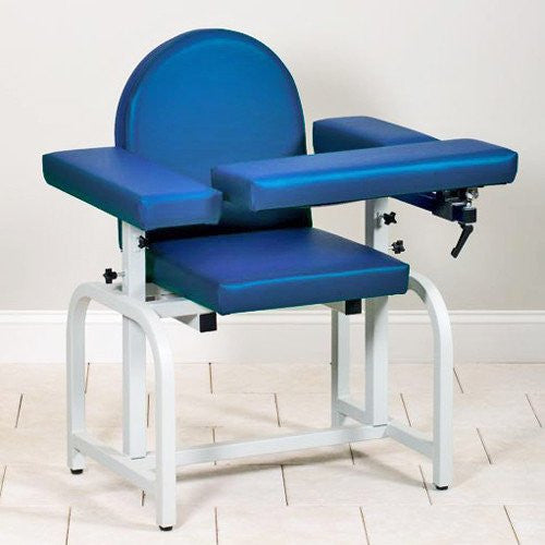 Buy ProAdvantage Blood Drawing Plus Laboratory Chair online used to treat Professions - Medical Conditions