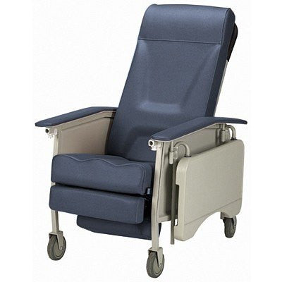 Invacare Deluxe Adult Recliner - Geri Chairs & Recliners - Mountainside Medical Equipment