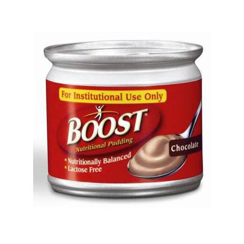 Boost Nutritional Pudding 5 oz Cans (4 Pack)