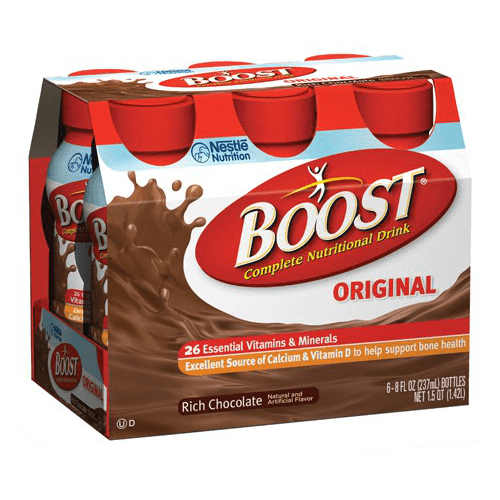 Buy Boost Complete Nutritional Drink 6 Pack by Nestle Health Science online | Mountainside Medical Equipment