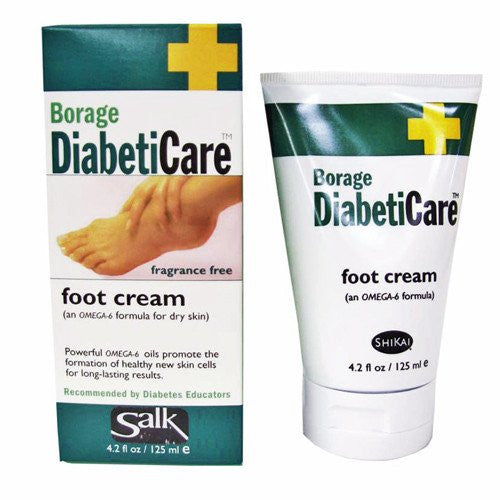 Buy DiabetiCare Foot Cream 4.2 oz by Shikai online | Mountainside Medical Equipment