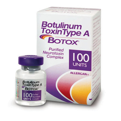 Botulinum bottle