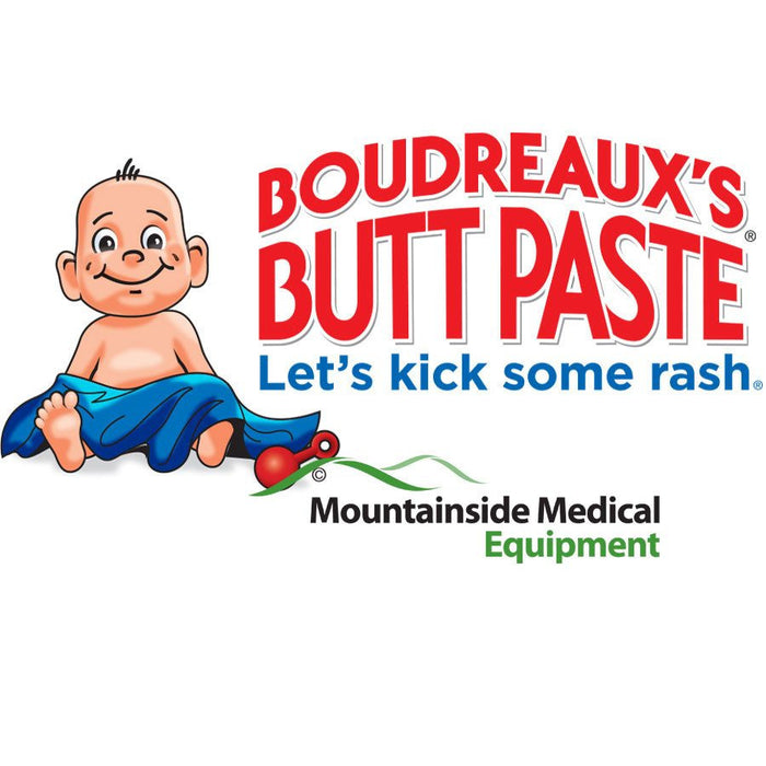 Buy Boudreaux's All Natural Butt Paste Diaper Rash Ointment online used to treat Diaper Rash - Medical Conditions