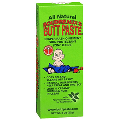 Buy Boudreaux's All Natural Butt Paste Diaper Rash Ointment by C.B. Fleet Company from a SDVOSB | Diaper Rash