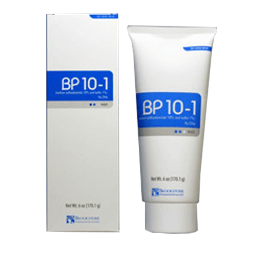 BP 10-1 Sulfacetamide Sodium Wash