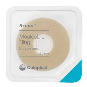 Buy Brava Moldable Stoma Ostomy Ring 2.00mm Thick by Coloplast Corporation | SDVOSB - Mountainside Medical Equipment