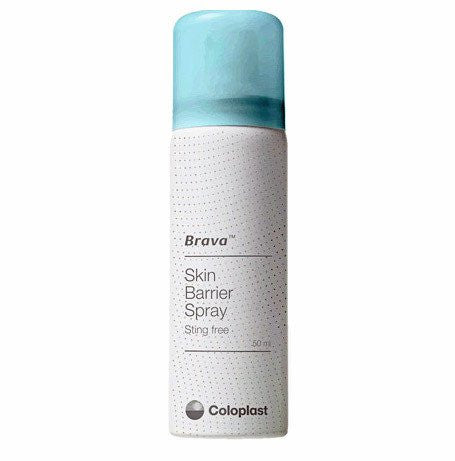 Brava Skin Barrier Spray 1.7 oz - Ostomy Supplies - Mountainside Medical Equipment