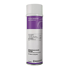 Buy Brighton Professional Surface Disinfectant and Deodorizer Spray 16 oz online used to treat Disinfectant Spray - Medical Conditions