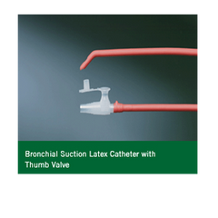 Bronchial Suction Catheter with Coude Tip for n/a by Bard Medical | Medical Supplies