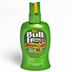 Buy BullFrog Mosquito Spray SPF30 by Chattem from a SDVOSB | First Aid Supplies