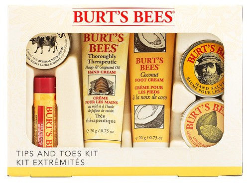 Buy Burt's Bees Tips and Toes Kit with Coupon Code from Burt's Bees Sale - Mountainside Medical Equipment