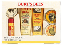 Buy Burt's Bees Tips and Toes Kit by Burt's Bees online | Mountainside Medical Equipment