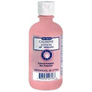 Buy Calamine Lotion Phenolated USP by Humco | Home Medical Supplies Online