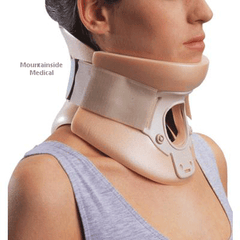 Buy California Tracheotomy Collar used for Trach Care Products by DJO Global