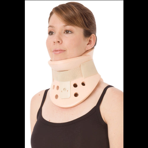 Buy California Cervical Collar, Lightweight Two-Piece Supportive Neck Collar online used to treat Cervical Neck Collar - Medical Conditions