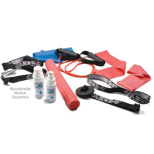 Cando Be Better Beginner General Rehab Kit - Physical Therapy - Mountainside Medical Equipment