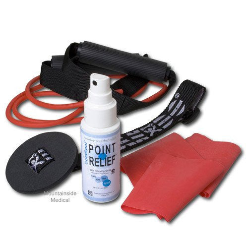 Buy Cando Be Better Targeted Rehab Kit for the Neck by Fabrication Enterprises online | Mountainside Medical Equipment
