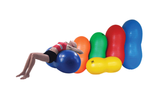 Buy CanDo Inflatable Saddle Rolls online used to treat Physical Therapy - Medical Conditions