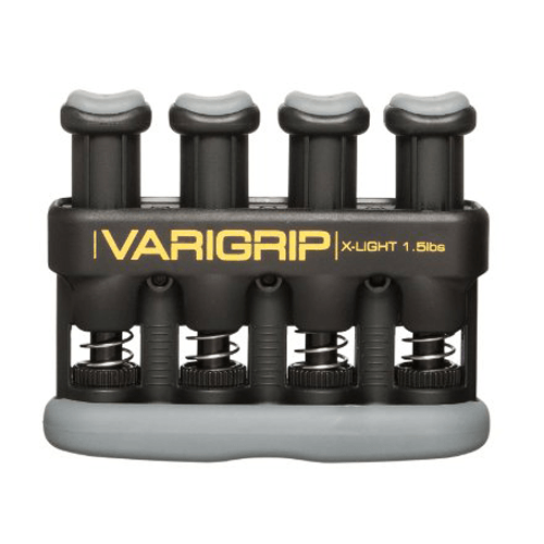 VariGrip Adjustable Hand Resistance Exercisers for Hand Therapist by Fabrication Enterprises | Medical Supplies