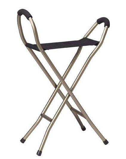 Cane Sitting Seat for Canes by Drive Medical | Medical Supplies