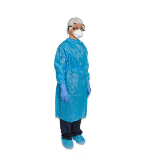 ChemoPlus™ Maxiumum Protection Chemo Gown, X-Large, 30/cs - Exam Gowns, Capes, Etc. - Mountainside Medical Equipment