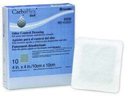 Convatec Carboflex Odor Control Wound Care Dressing 4 x 4