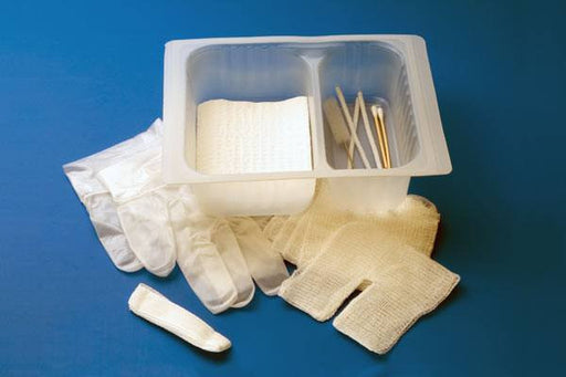 Basic Tracheostomy Care Kit Non-Sterile - Tracheostomy Care - Mountainside Medical Equipment