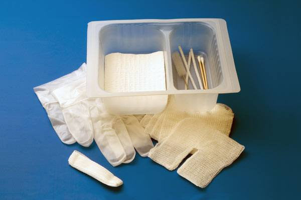 Basic Tracheostomy Care Kit Non-Sterile
