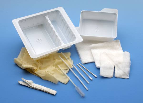 Baxter Sterile Trach Care Kit