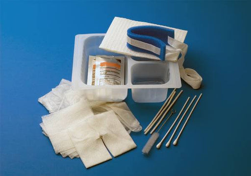 Tracheostomy Care Kit with Hydrogen Peroxide - Trach Care Products - Mountainside Medical Equipment