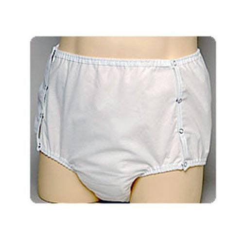 Buy CareFor One Piece Snap On Brief with Waterproof Safety Pocket online used to treat n/a - Medical Conditions