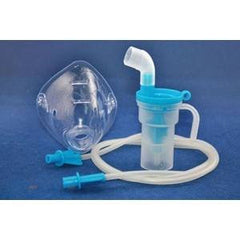 Buy CareFusion Misty Max 10 Nebulizer Mask Mouthpiece Kit, 14' Tubing online used to treat Nebulizer Kit - Medical Conditions