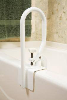 Buy Carex Safety Bathtub Hand Rail online used to treat Bath Safety - Medical Conditions