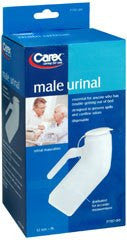Buy Carex Male Urinal by Carex | SDVOSB - Mountainside Medical Equipment