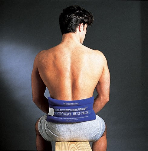 Bed Buddy Therapeutic Back Wrap