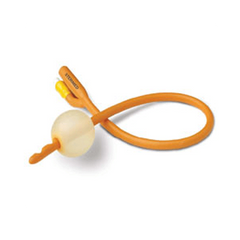 Buy Flexible Foley Catheter Two-Way, Sterile, Lubricated by Dynarex | SDVOSB - Mountainside Medical Equipment