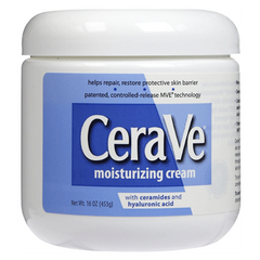 CeraVe Moisturizing Cream 16 oz Jar for Skin Care by Variant Products | Medical Supplies