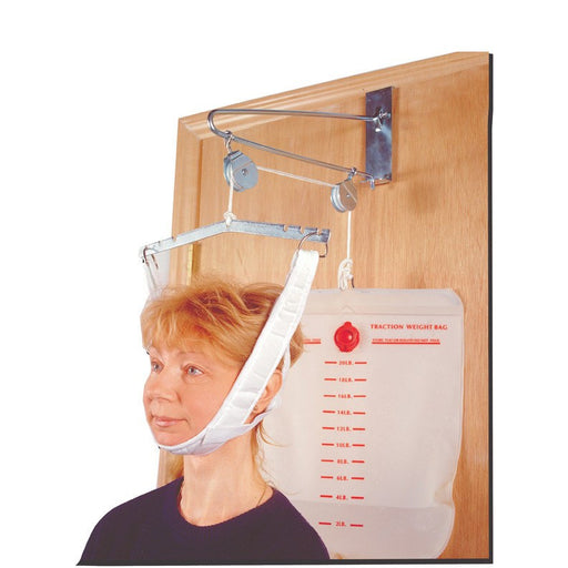 Buy Cervical Traction Set online used to treat Physical Therapy - Medical Conditions