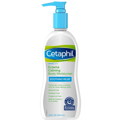 Buy Cetaphil Eczema Calming Moisturizing Body Wash online used to treat Eczema Body Wash - Medical Conditions