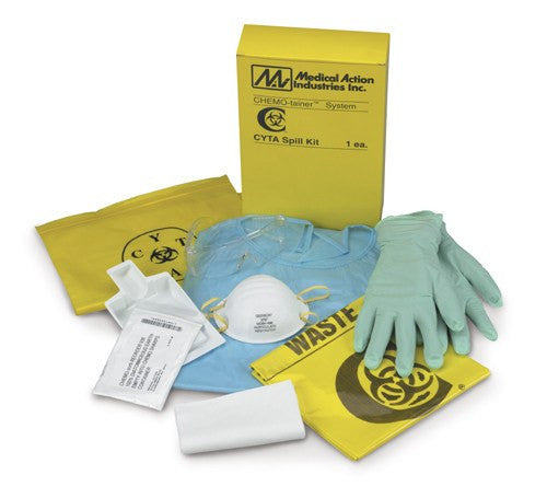 Buy Chemotherapy CYTA Administration Kit by Medical Action wholesale bulk | IV & Irrigation